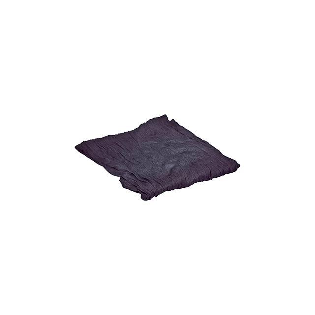 Volga šátek - černá