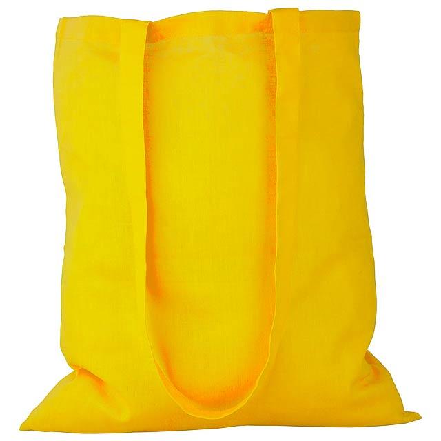 Geiser bavlněná nákupní taška - žlutá