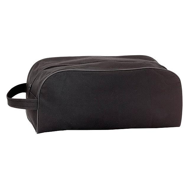 Pirlo taška na boty - černá