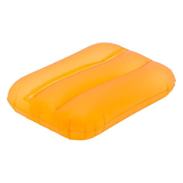 Egeo nafukovací polštářek - oranžová