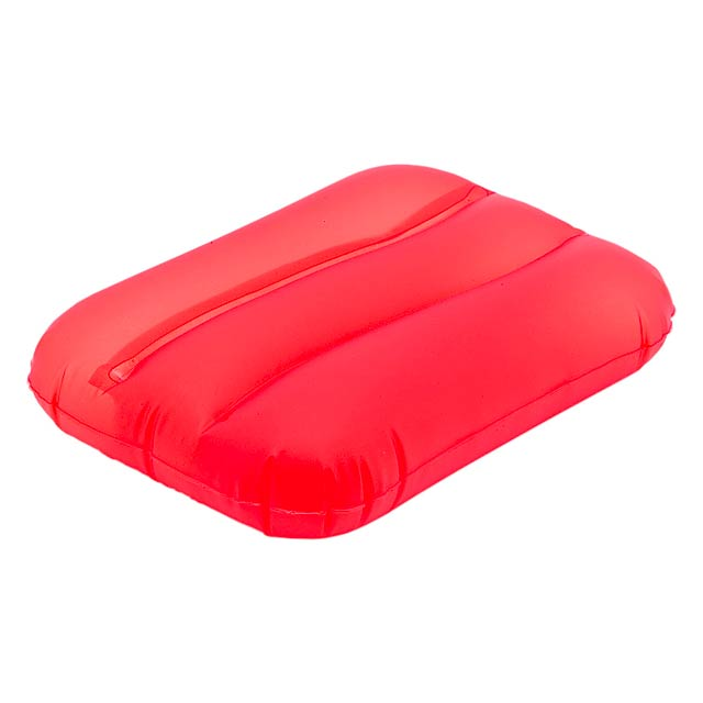 Egeo nafukovací polštářek - červená