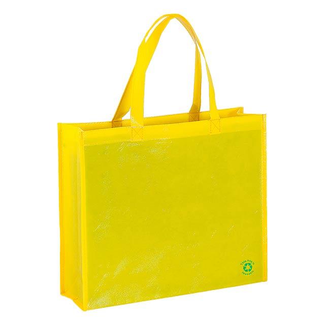 Flubber nákupní taška - žlutá