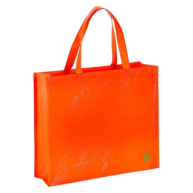 Flubber nákupní taška - oranžová