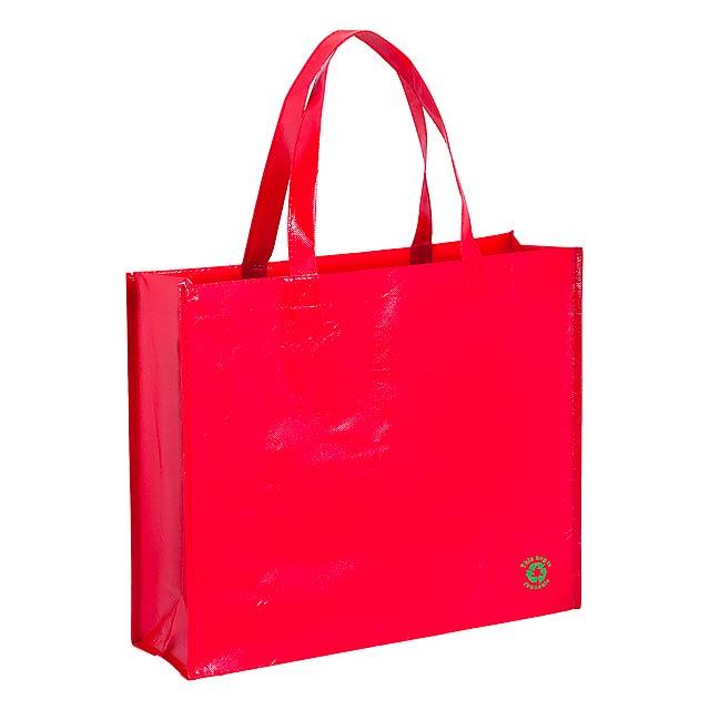 Flubber nákupní taška - červená