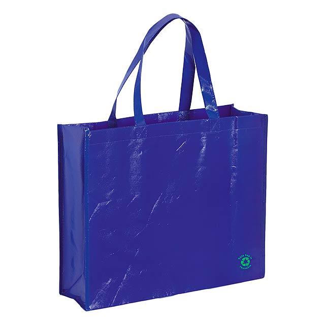 Flubber nákupní taška - modrá