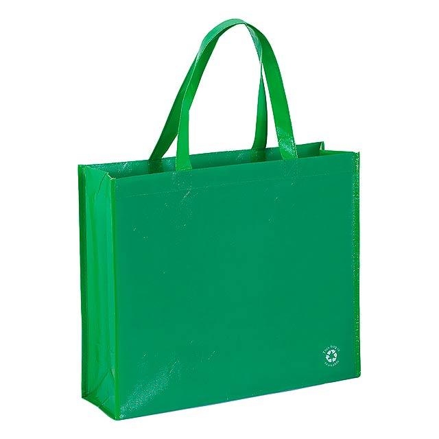 Flubber nákupní taška - zelená