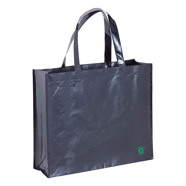 Flubber nákupní taška - černá