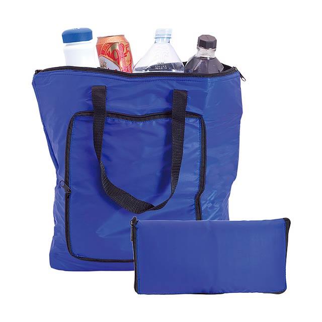 Daniels chladící taška - modrá