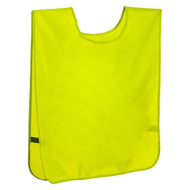 Sporter trikot pro dospělé - žlutá