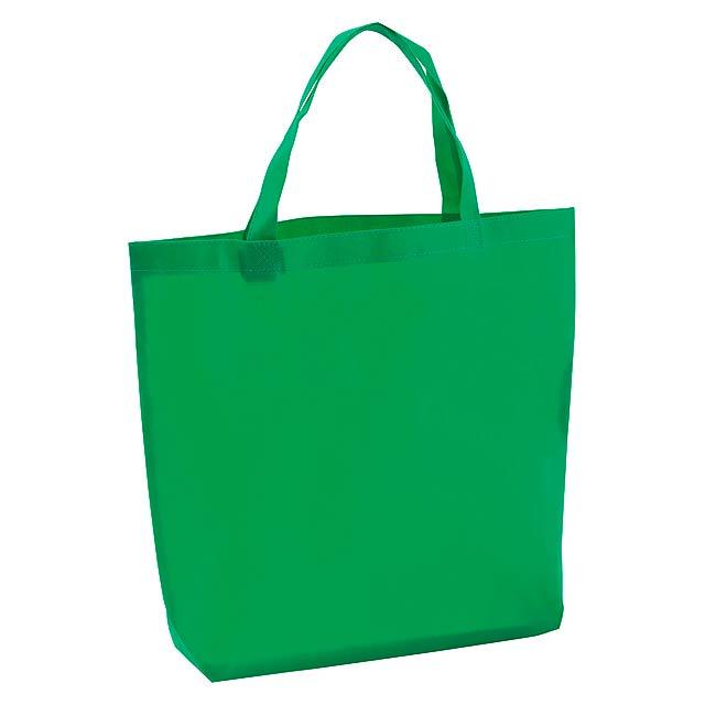 Shopper taška - zelená