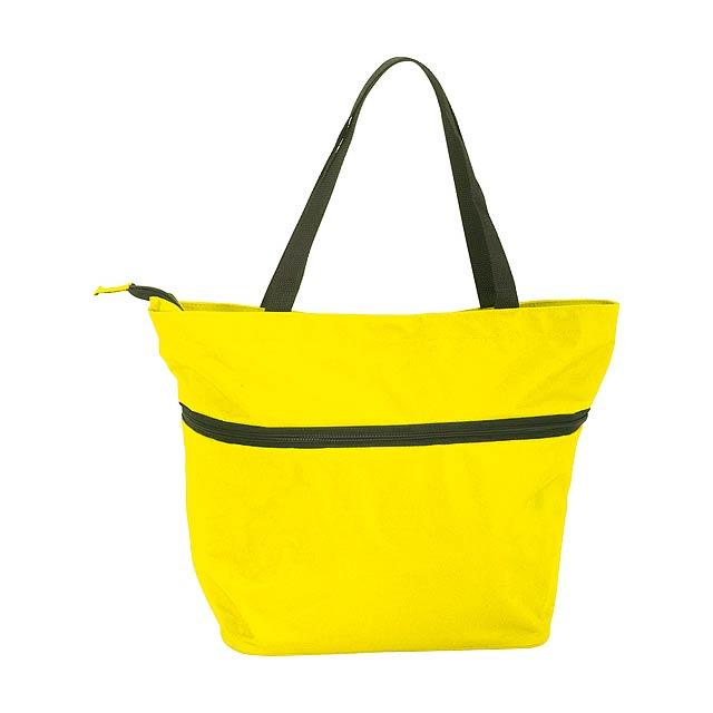Texco rozšiřitelná taška - žlutá