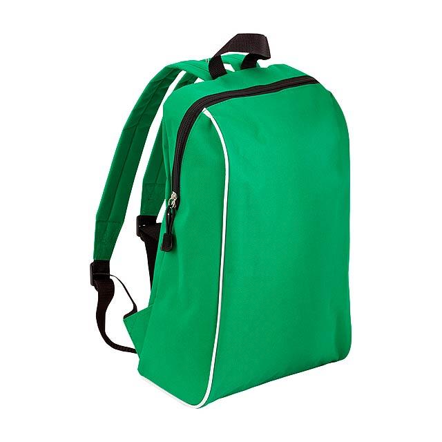 Assen batoh - zelená