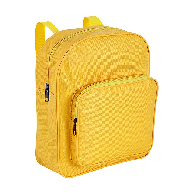 Kiddy batoh - žlutá