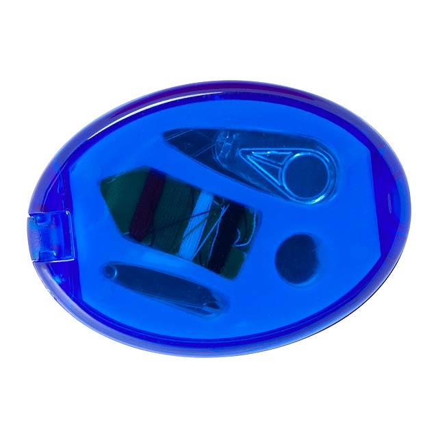 Lira šití - modrá