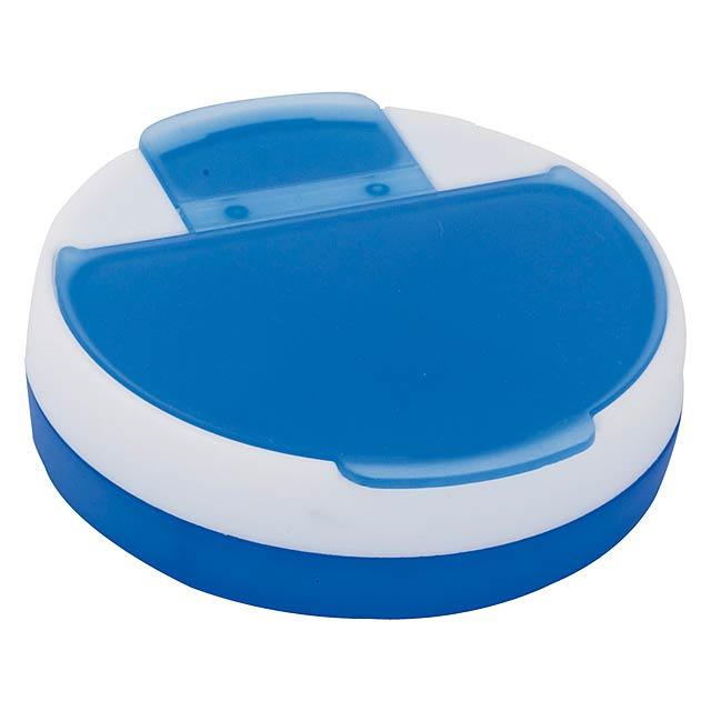 Medicine box - blue