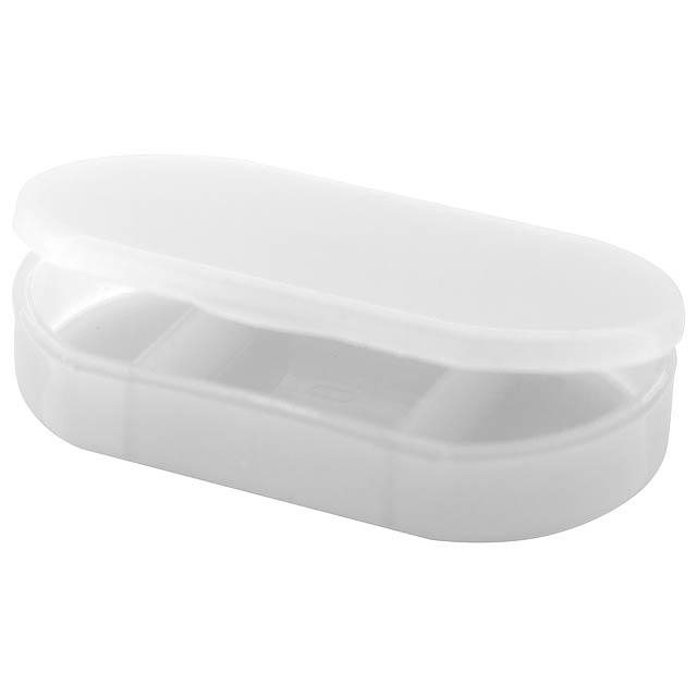 Medicine box - white