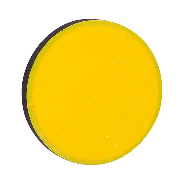Fico magnet - žlutá