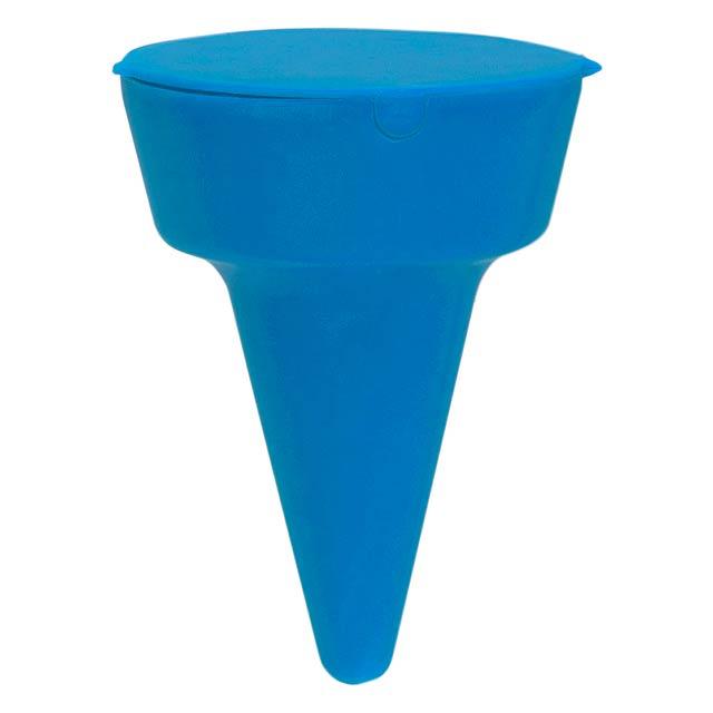 Beach ashtray - blue
