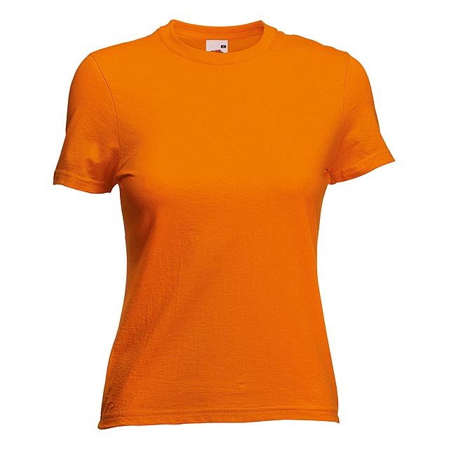 Rini dámské barevné tričko - oranžová