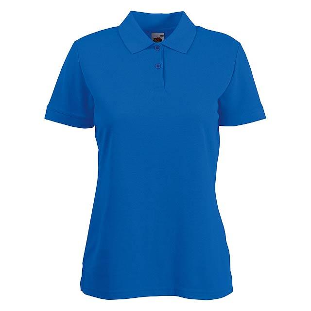 65/35 dámská polokošile - modrá