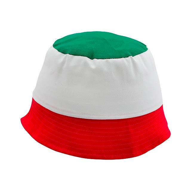Patriot klobouk - multicolor