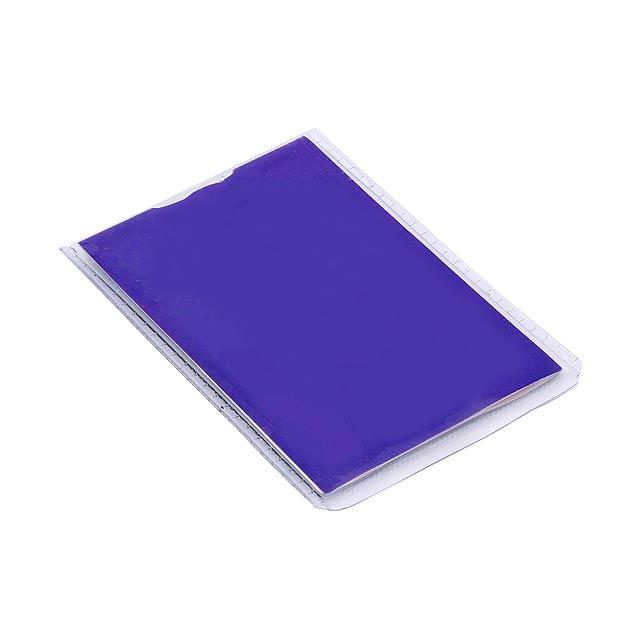 Bent svítilna - modrá