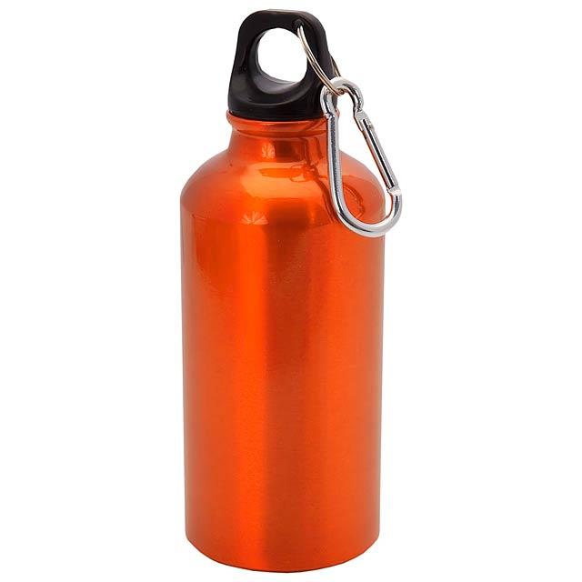 Mento sportovní láhev - oranžová