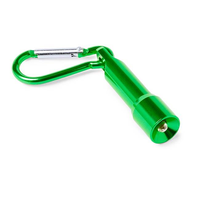 Zola mini svítilna - zelená
