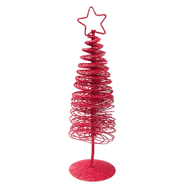 Dido vánoční ministromek - červená