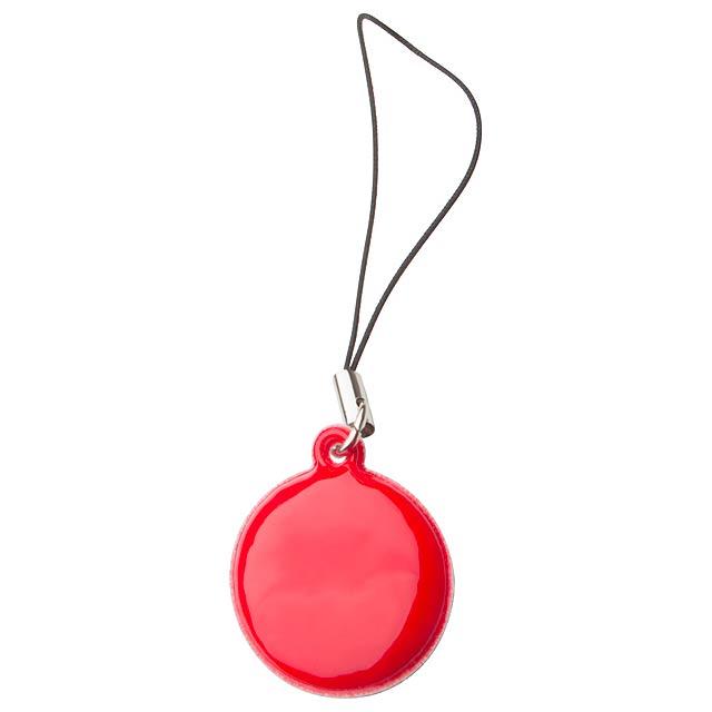 Saki hadřík na displej - červená