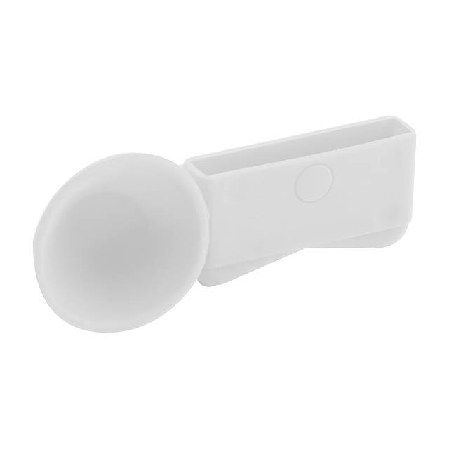 Superbass reproduktor - biela