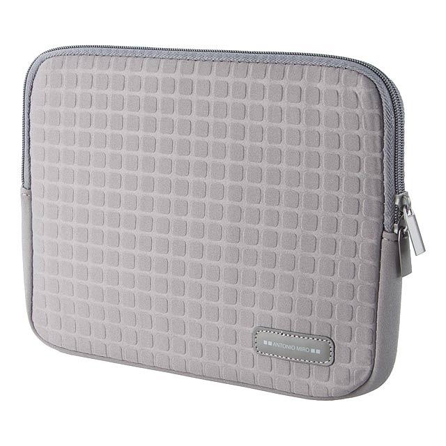 Taxsa pouzdro na iPad® - šedá