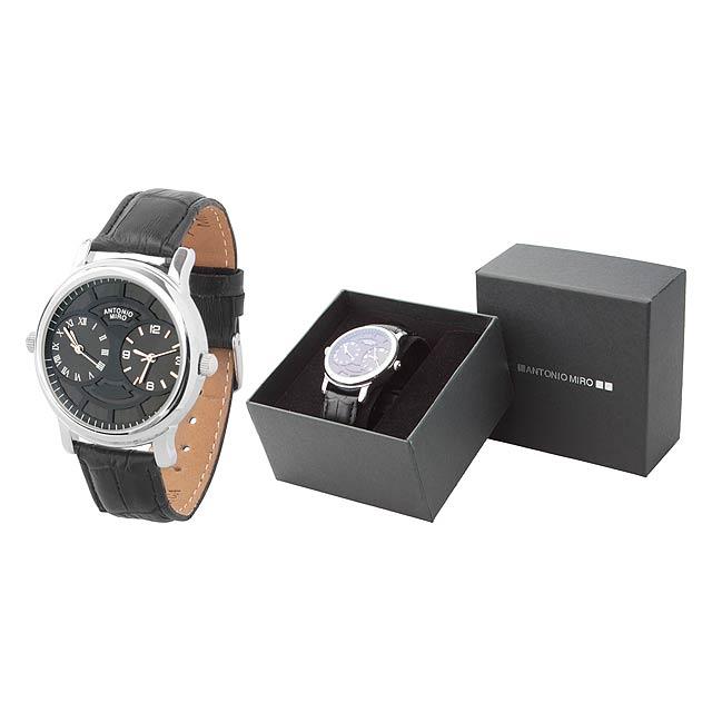 Kanok hodinky - černá