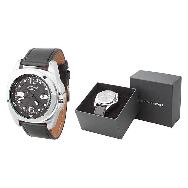Osiel hodinky - černá