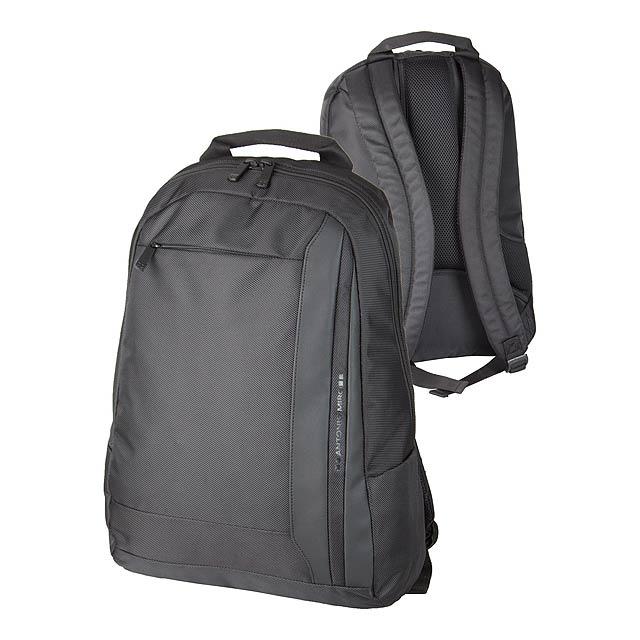 Karpal batoh - černá