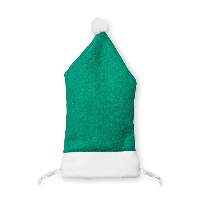 Zisuk dárkové pouzdro - zelená