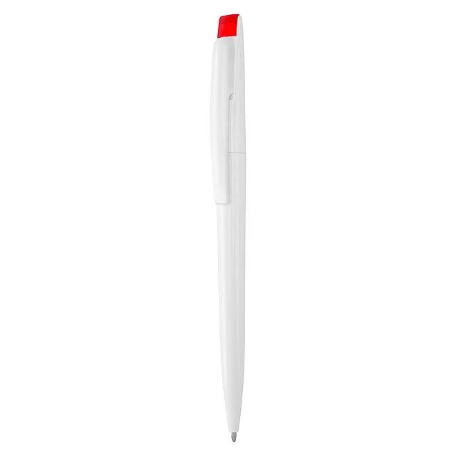 Bendon kuličkové pero - červená