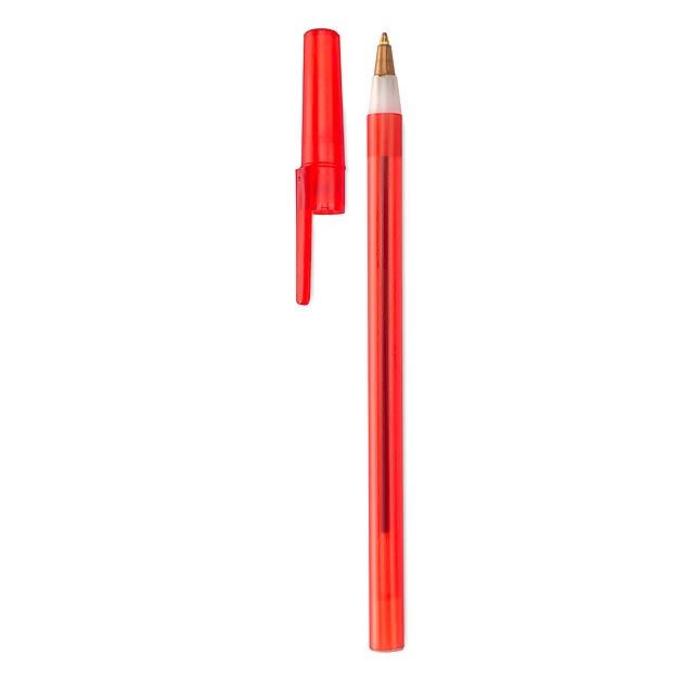 Acrel kuličkové pero - červená