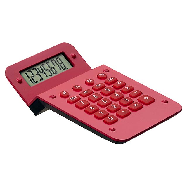 Nebet - calculator - red