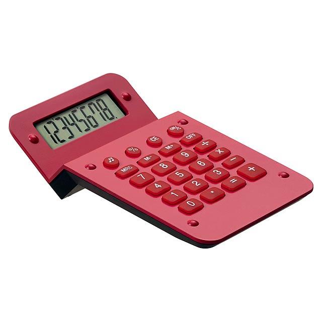 Nebet kalkulačka - červená
