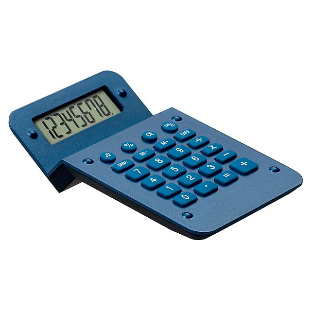Nebet - calculator - blue