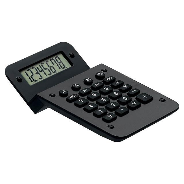 Nebet kalkulačka - čierna