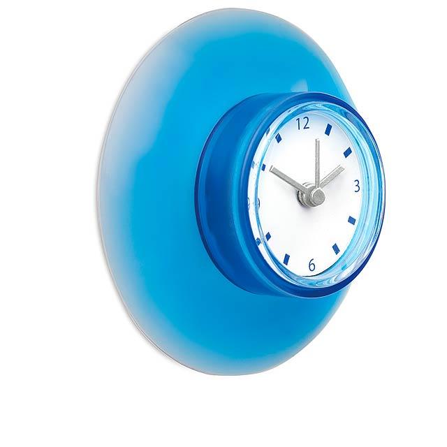 Yatax nástěnné hodiny - modrá
