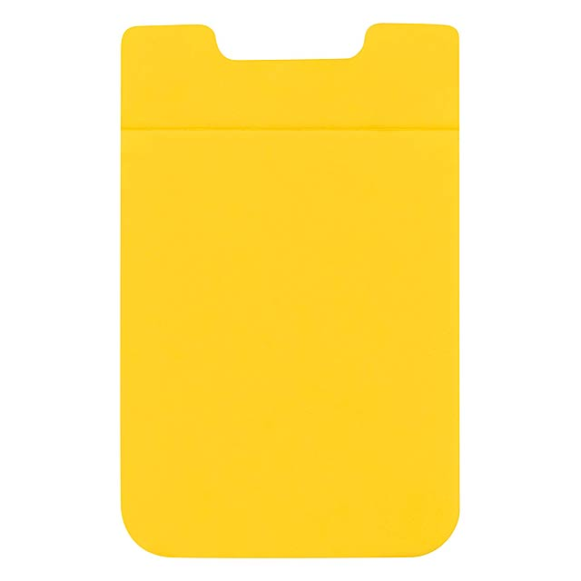 Lotek obal na karty - žlutá