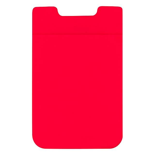 Lotek obal na karty - červená