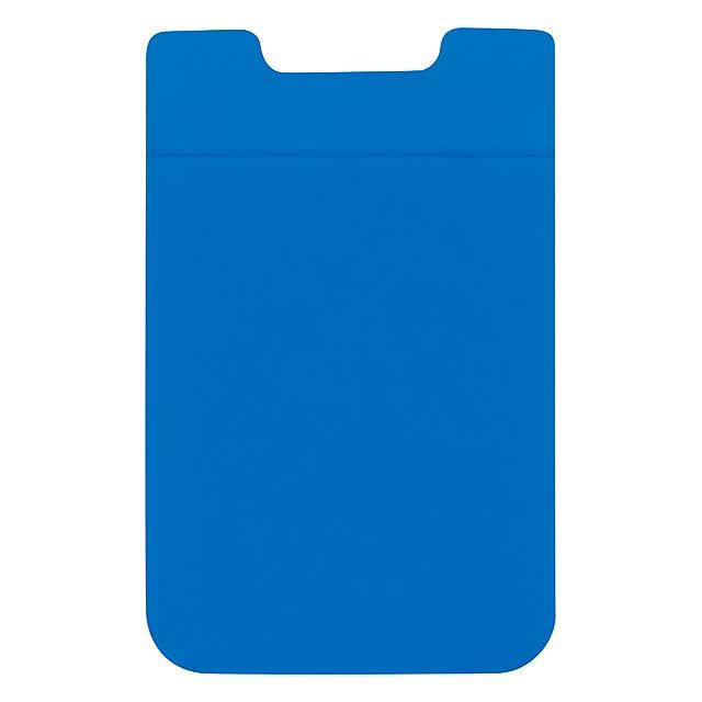 Lotek obal na karty - modrá