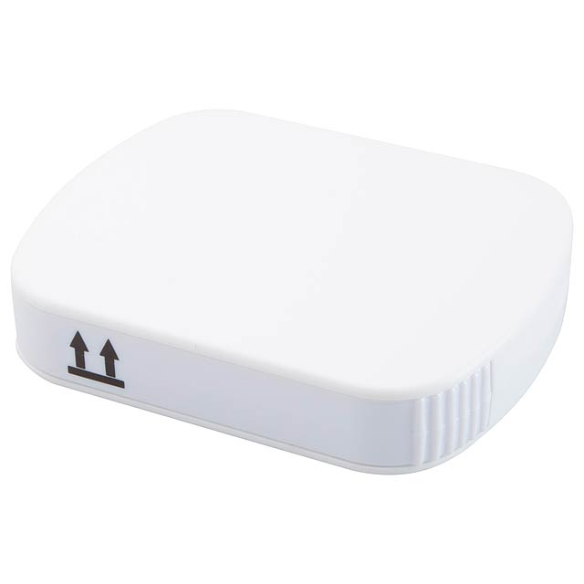 Pill Box - white