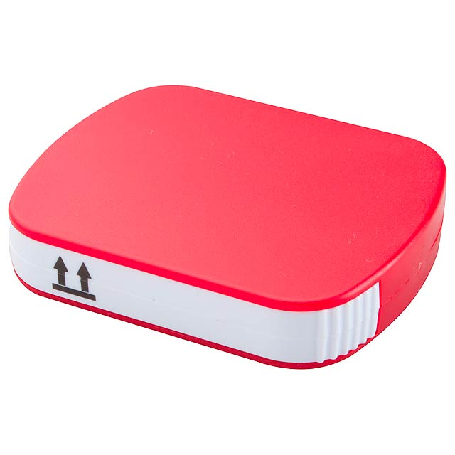 Pill Box - red