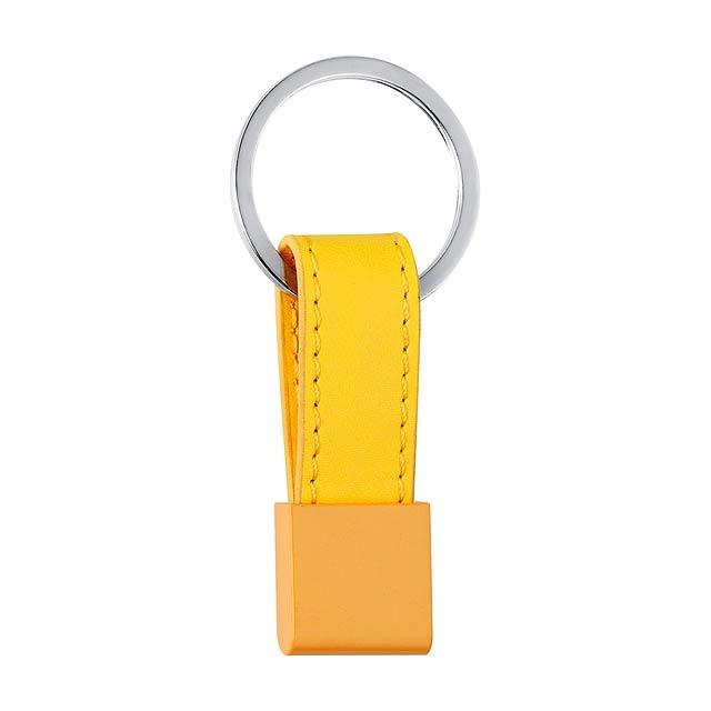 Dines klíčenka - žlutá