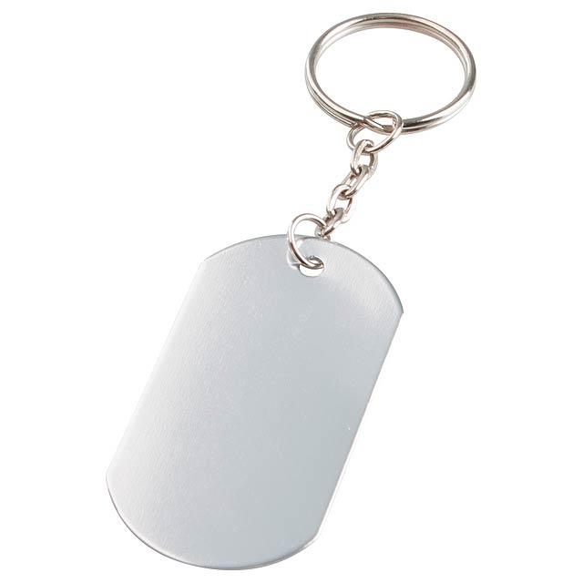 Nevek přívěšek na klíče - stříbrná